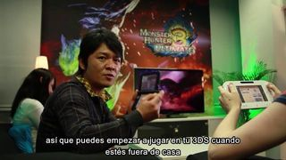 Monster Hunter 3 Ultimate - Cruce de plataformas
