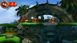Donkey Kong Country Returns 3D - Nintendo Direct