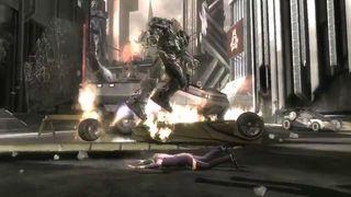 Injustice: Gods Among Us - Joker vs. Luthor