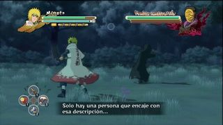 Naruto Shippuden: Ultimate Ninja Storm 3 - Demo parte 2