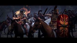 Total War: Rome II - Batalla del bosque de Teutoburg