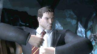 Injustice: Gods Among Us - Superman vs Sinestro