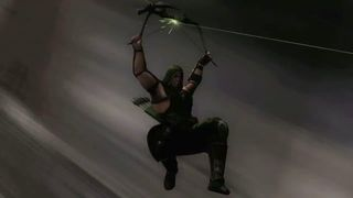 Injustice: Gods Among Us - Green Arrow vs Hawkgirl