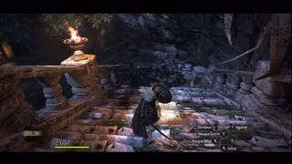 Dragon's Dogma: Dark Arisen - Explorando Bitterblack 2