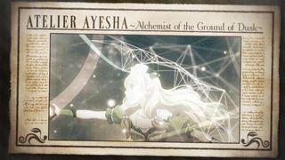 Atelier Ayesha: The Alchemist of Dusk - Tr�iler de lanzamiento