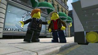 LEGO City Undercover - Frank Honey