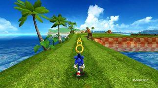 Sonic Dash - Lanzamiento