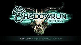 Shadowrun Returns - Jugabilidad