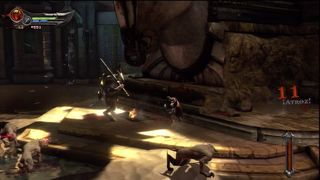 God of War: Ascension - Combates (3)