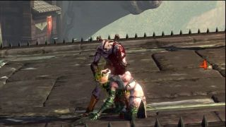God of War: Ascension - Empusa