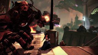 Bioshock Infinite - Booker, el falso pastor