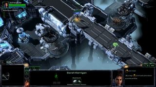 StarCraft II: Heart of the Swarm - Misi�n 2