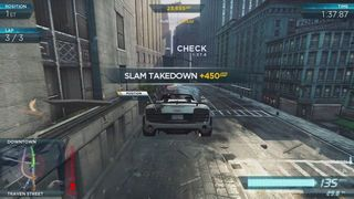 Need for Speed: Most Wanted - Tr�iler Wii U