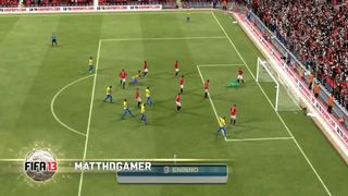 FIFA 13 - Los mejores goles de la semana (19)
