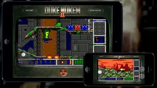 Duke Nukem II - Debut