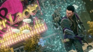 Saints Row 4 - Primer tr�iler