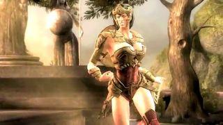 Injustice: Gods Among Us - Batman vs. Wonder Woman