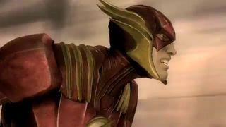 Injustice: Gods Among Us - Flash vs. Joker
