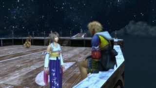 Final Fantasy X/X-2 HD Remaster - Debut