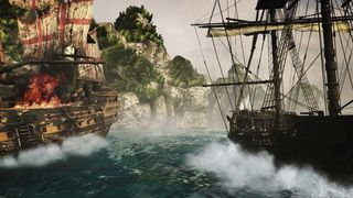 Assassin's Creed IV: Black Flag - Tr�iler jugabilidad