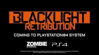 Blacklight Retribution - Presentaci�n