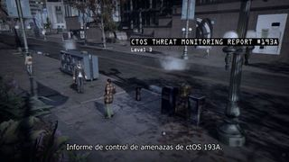 Watch Dogs - Control de Amenazas
