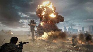 Battlefield 4 - Debut