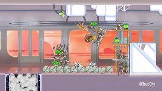 Angry Birds Star Wars - Cloud City y Boba Fett
