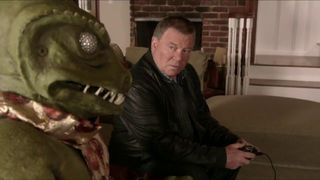 Star Trek - Shatner vs Gorn