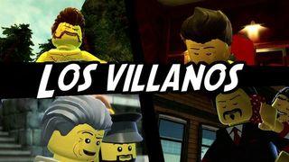LEGO City Undercover - Los villanos