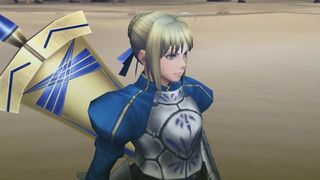 Monster Hunter Frontier - Saber y Archer