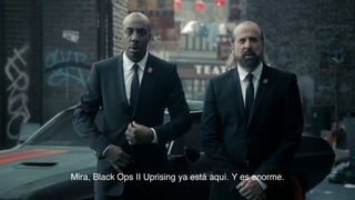 Call of Duty: Black Ops II - Los sustitutos