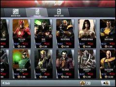 Injustice: Gods Among Us - iOS