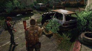 The Last of Us - Escenarios