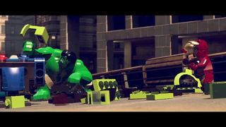LEGO Marvel Super Heroes - Presentaci�n