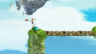 Rayman Jungle Run - Segunda actualizaci�n