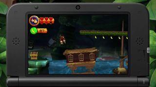 Donkey Kong Country Returns 3D - Jugabilidad