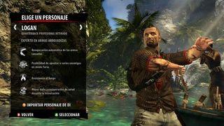 Dead Island: Riptide - Los personajes