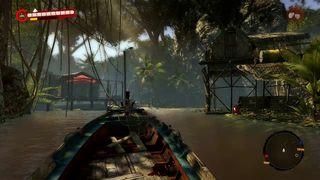 Dead Island: Riptide - Barcas