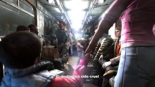 Metro: Last Light - Redenci�n