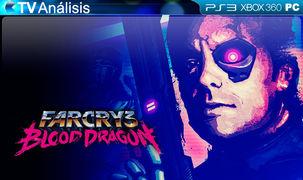 Videoan�lisis Far Cry 3: Blood Dragon - Videoan�lisis