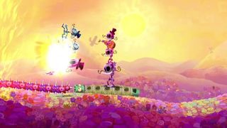 Rayman Legends - Jugabilidad Eye of the Tiger