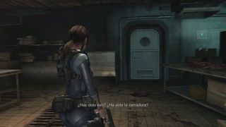Resident Evil Revelations - As� es la demo