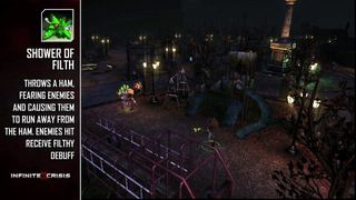 Infinite Crisis - Gaslight Joker