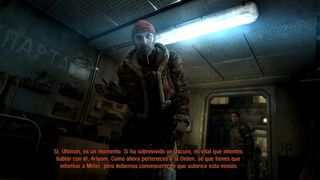 Metro: Last Light - Primeros minutos
