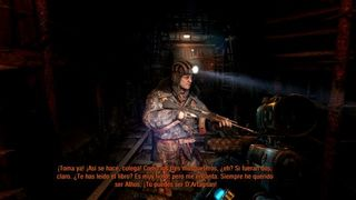 Metro: Last Light - Ara�as en la oscuridad