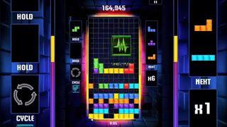 Tetris Blitz - Lanzamiento