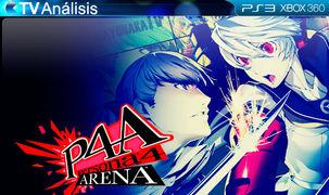Videoan�lisis Persona 4 Arena - Videoan�lisis