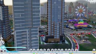 SimCity - Parques de atracciones