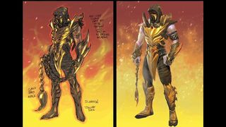 Injustice: Gods Among Us - Scorpion
